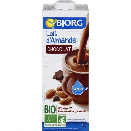 Bjorg Organic Almond Milk Chocolate, 1L