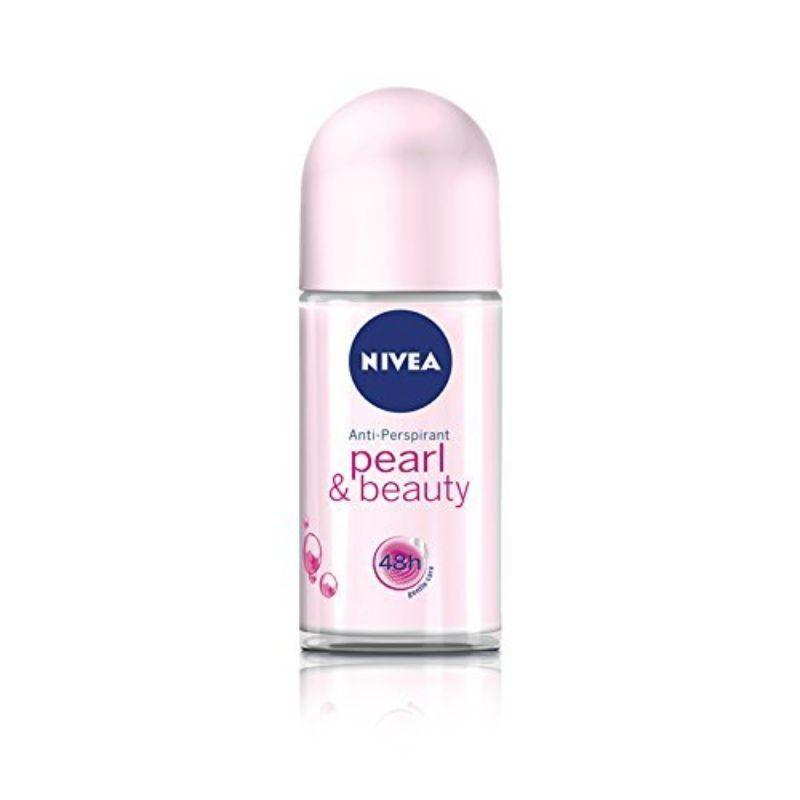 Nivea Roll-On Deo Pearl & Beauty, 50 ml