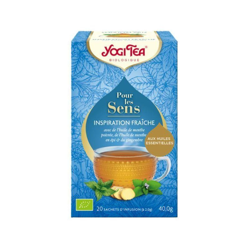 Yogi For The Senses Pure Fresh, 20 Bags