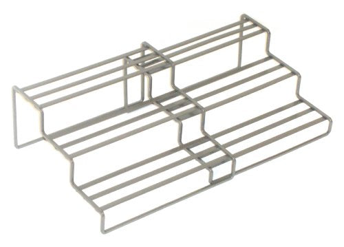 Seville Classics, Expand Step Shelf 3-Tier, Silver  (USD)
