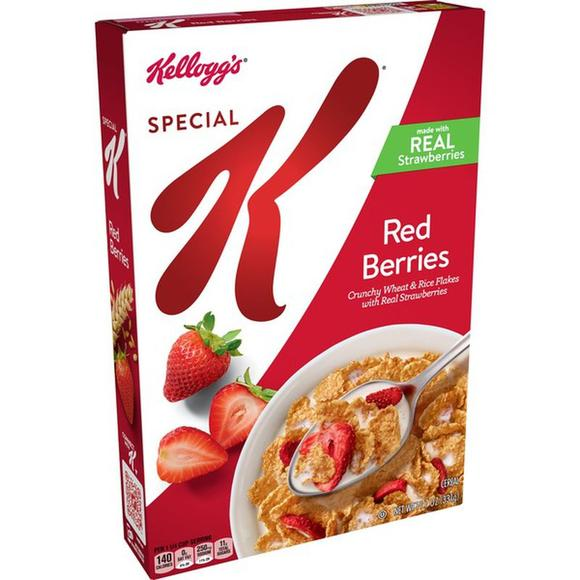 Kellogg's Special K Red Berries, 330 g