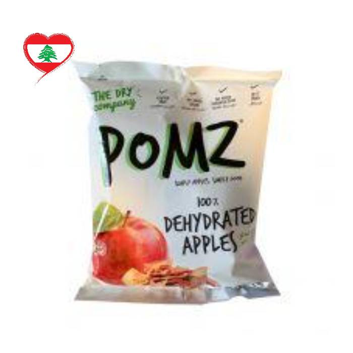 Poms Dehydrated Apples Vegan GF, 40 g