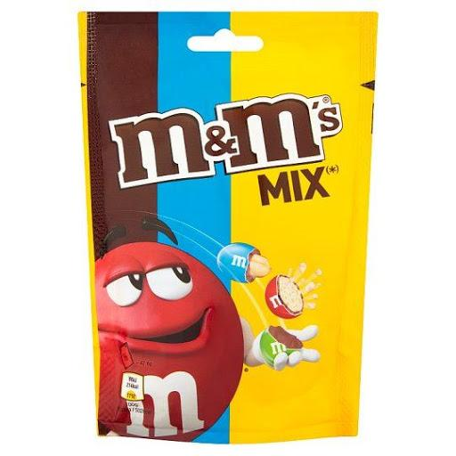 M&M Mix Chocolate Treat, Bag 80g