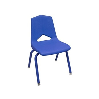 Lifetime Kids Stacking Chair, Blue  (USD)