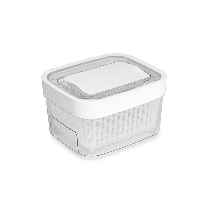 oxo greensaver produce keeper - 1.6 qt