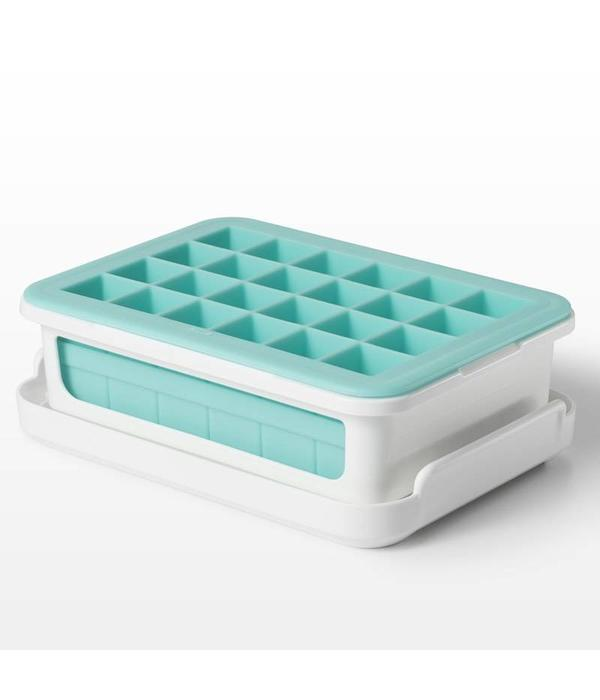 oxo covered ice cube tray - small cube