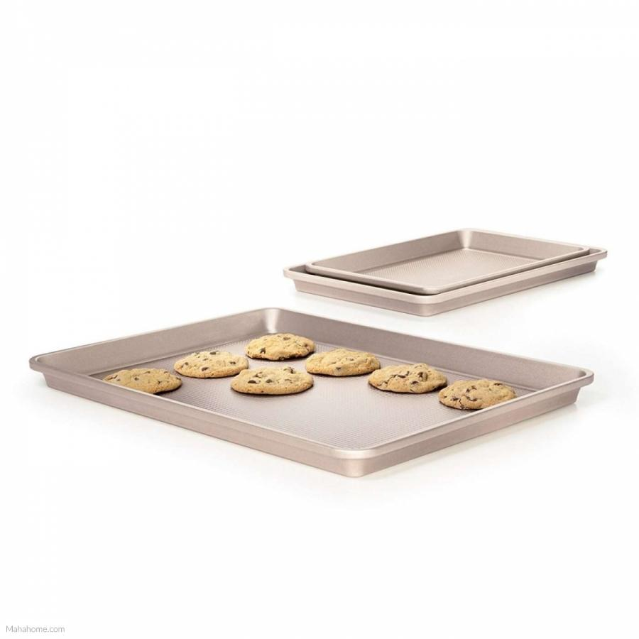 oxo non-stick pro jelly roll pan, 10 x 15 In
