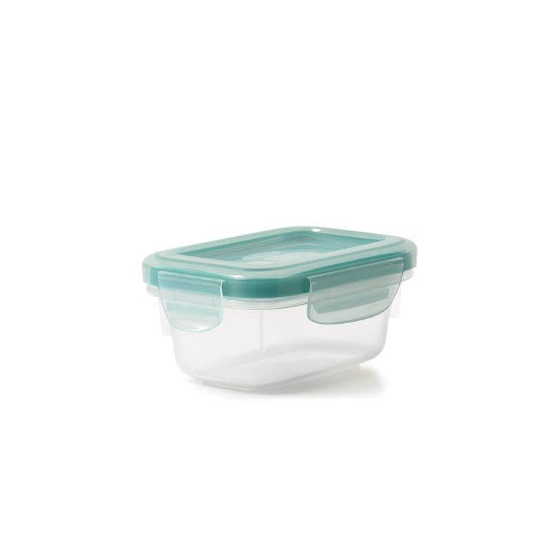 oxo 5.7 oz snap container