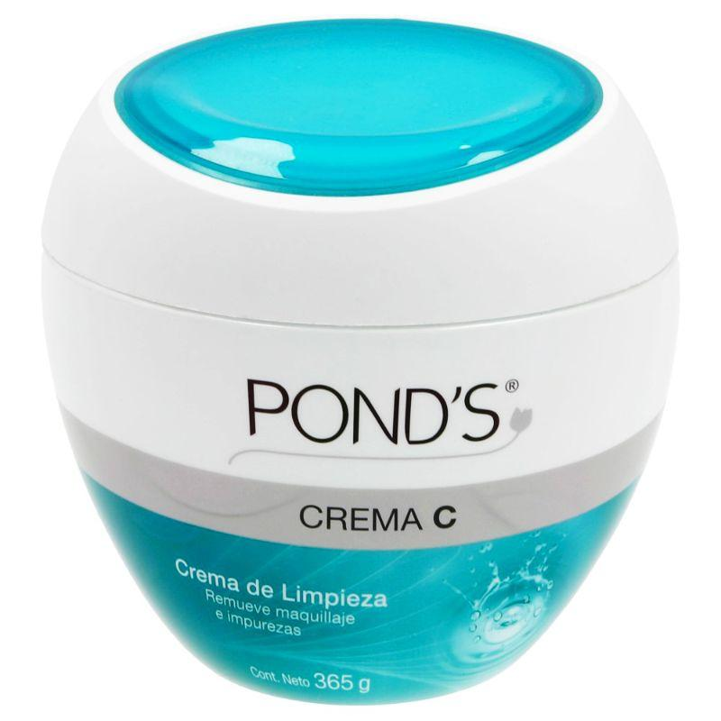 Pond's Facial Cleansing Cream Green, 365 g