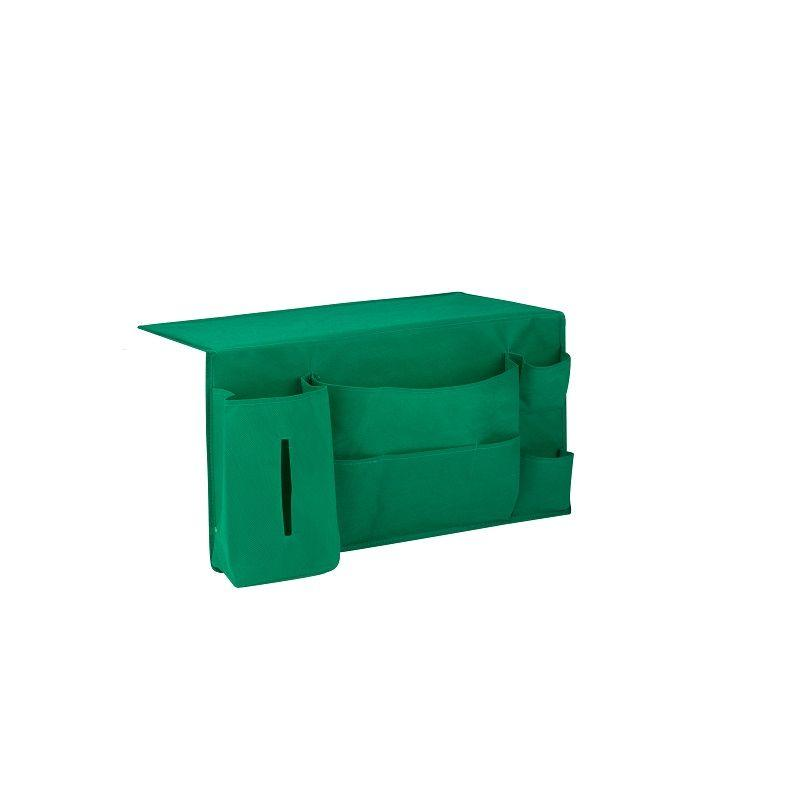 Honey Can Do bedside Buddy Caddy, Green,847539039268