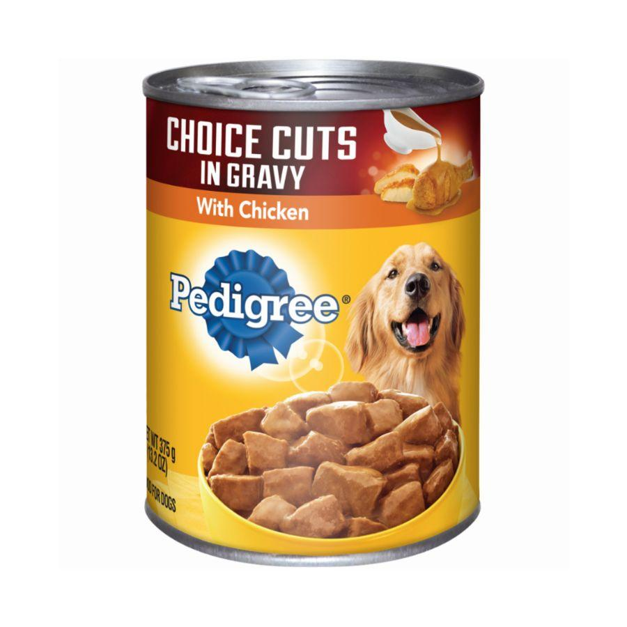 Pedigree choice Cuts in Gravy With Chicken, 13.2 oz