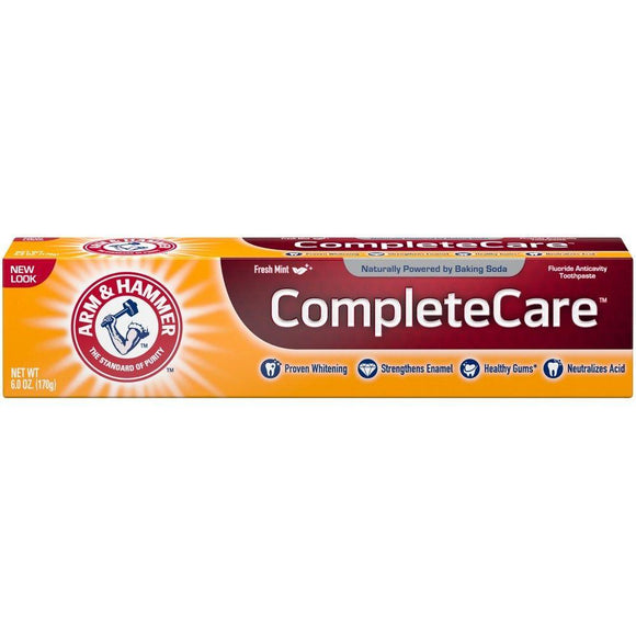 Arm & Hammer ToothPaste Complete Fresh Mint, 6 oz