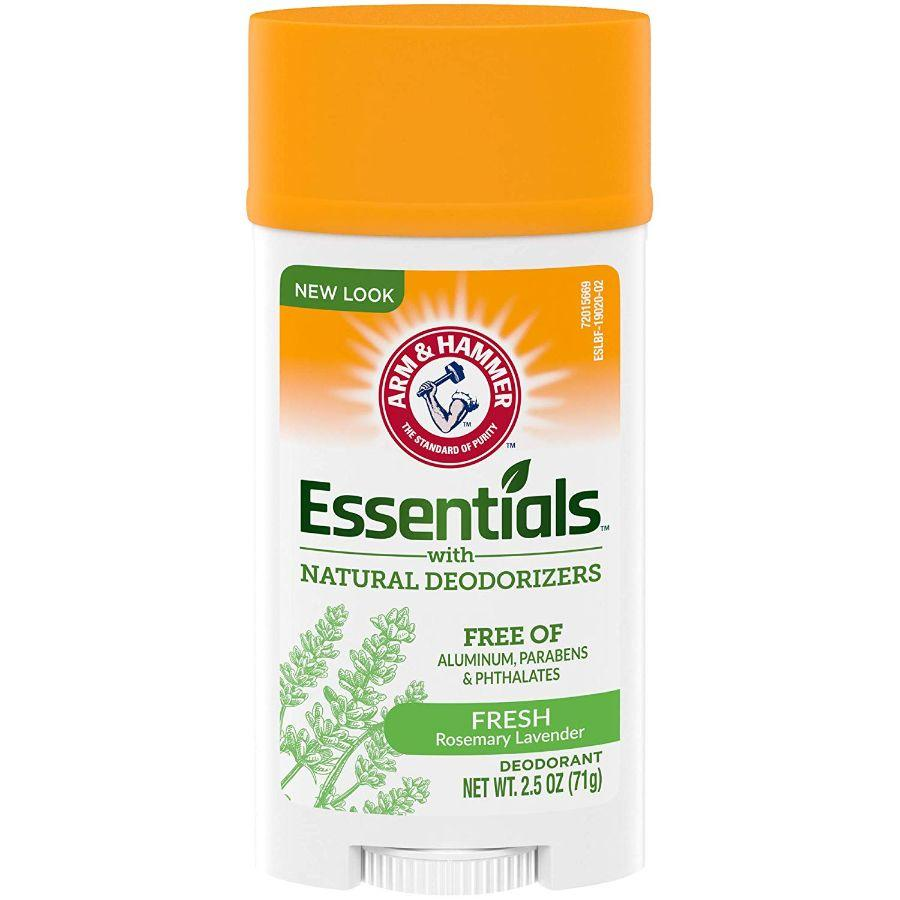 Arm & Hammer Essentials Deodorant Fresh Rosemary Lavender, 2.5 oz