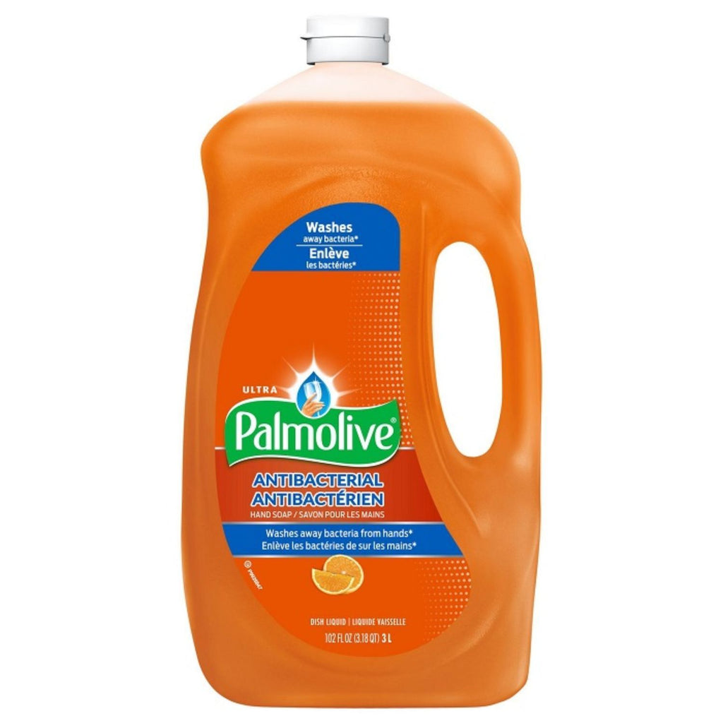 Palmolive, Dishwashinging Liquid Anti Bacterial, 3 L