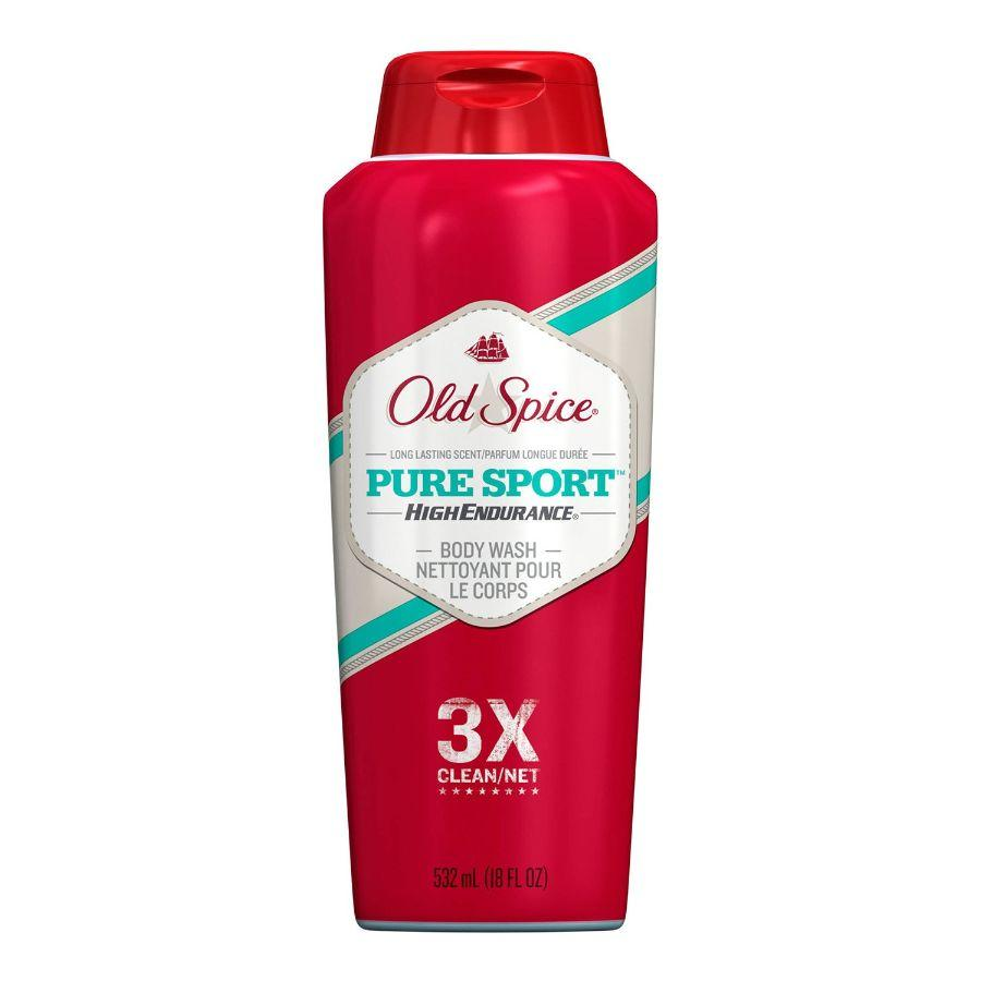 Old Spice Body Wash Pure Sport, 18 oz