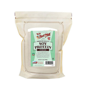 Bob's Red Mill Gluten Free Soy Protein Powder, 14 oz