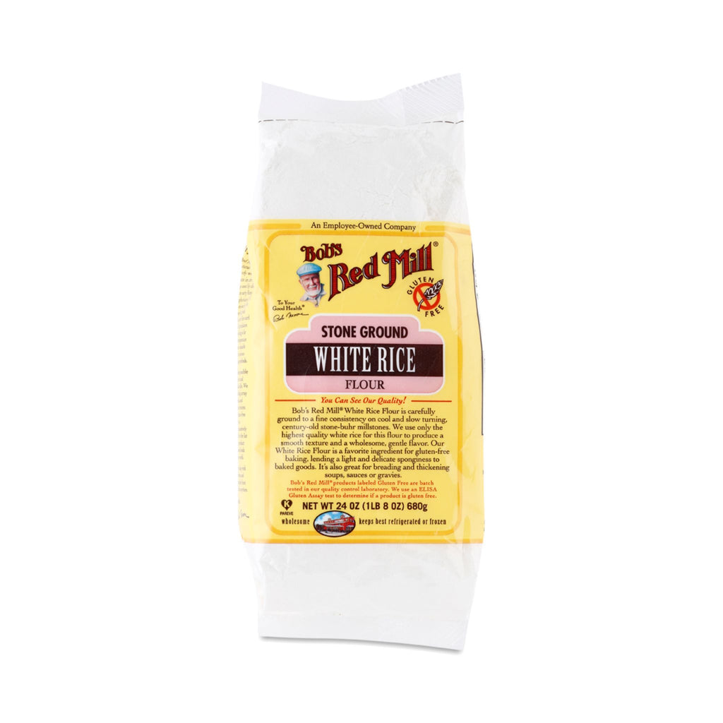 Bob's Red Mill, White Rice Flour, 24 oz