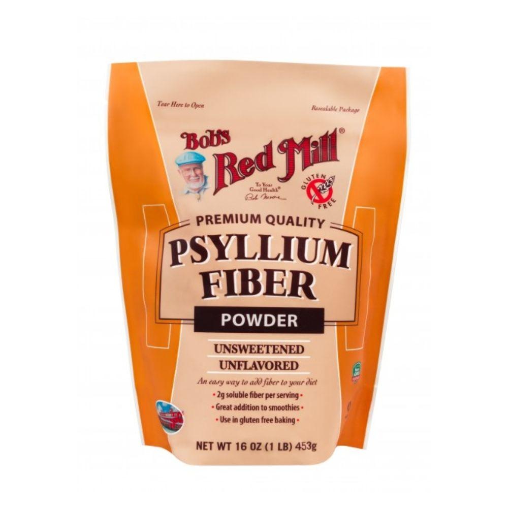 Bob's Red Mill Gluten Free Psyllium Fiber Powder, 16 oz