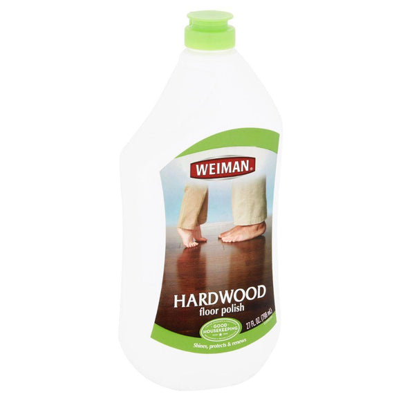 Weiman, Hardwood Floor Polish, 27 oz