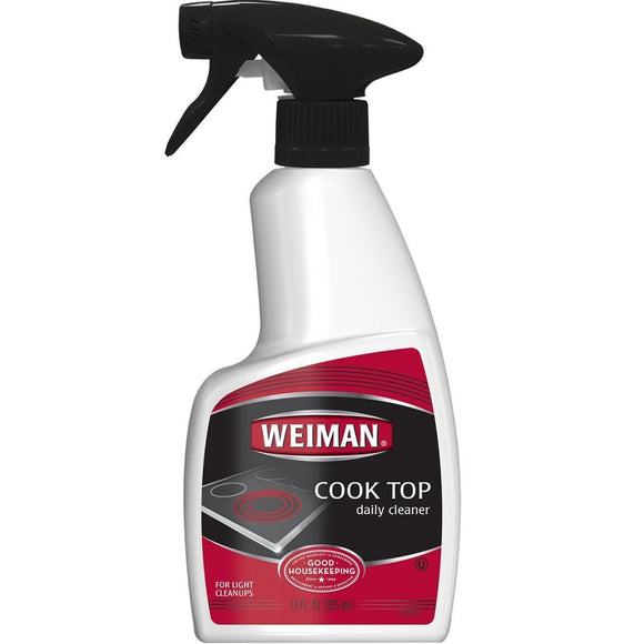 Weiman, Cook Top Daily Cleaner, 12 oz