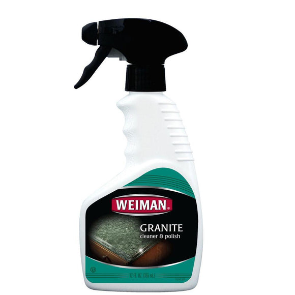 Weiman, Granite Cleaner & Polish, 12 oz