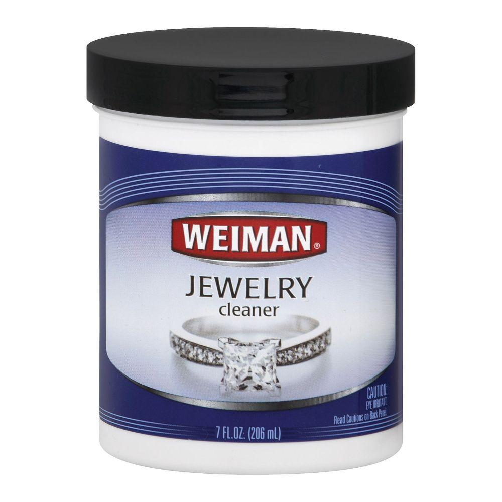 Weiman, Jewelry Cleaner, 7 oz