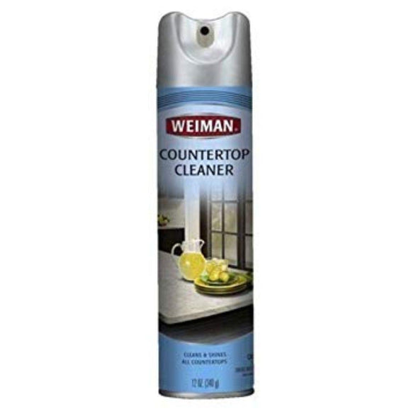 Weiman, Countertop Cleaner, 12 oz