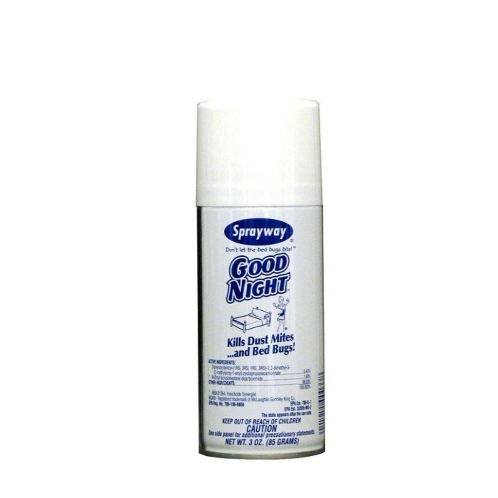Sprayway, Good Night Bed Bug, 3 oz