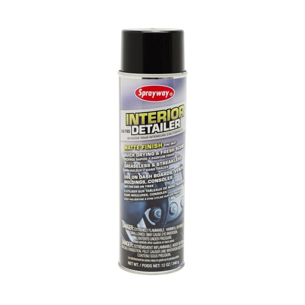 Sprayway, Interior Detailer, 12 oz