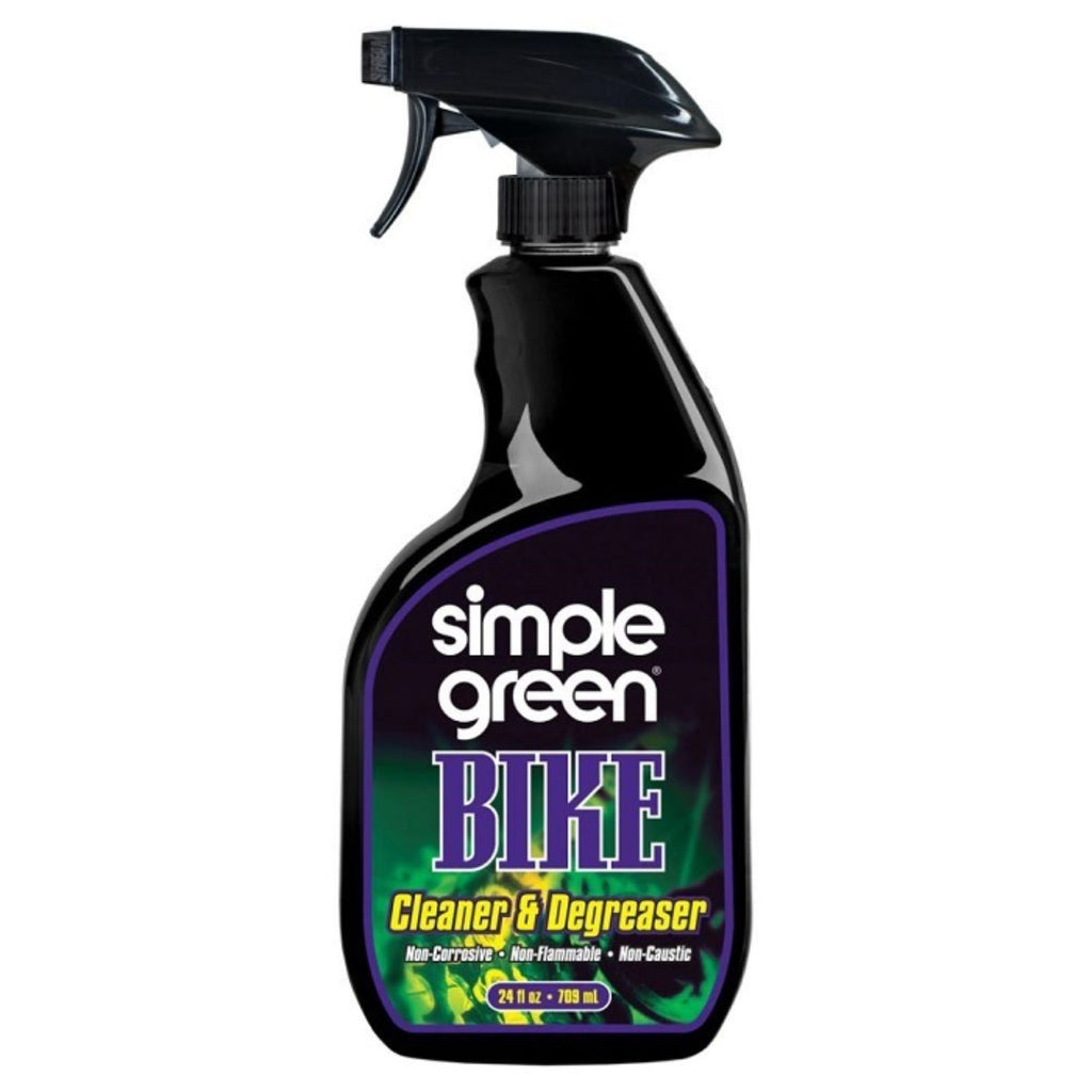 Simple Green, Bike Cleaner & Degreaser, 24 oz