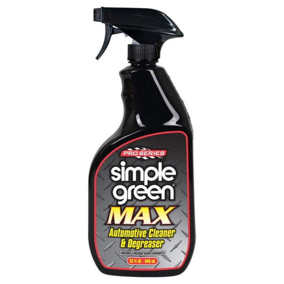 Simple Green, Max Automotive Cleaner & Degreaser, 32 oz