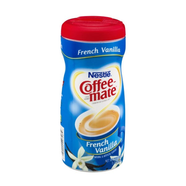 Coffee Mate,French Vanilla, 15 oz