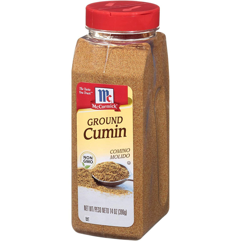 McCormick Gourmet, Ground Cumin, 14 oz