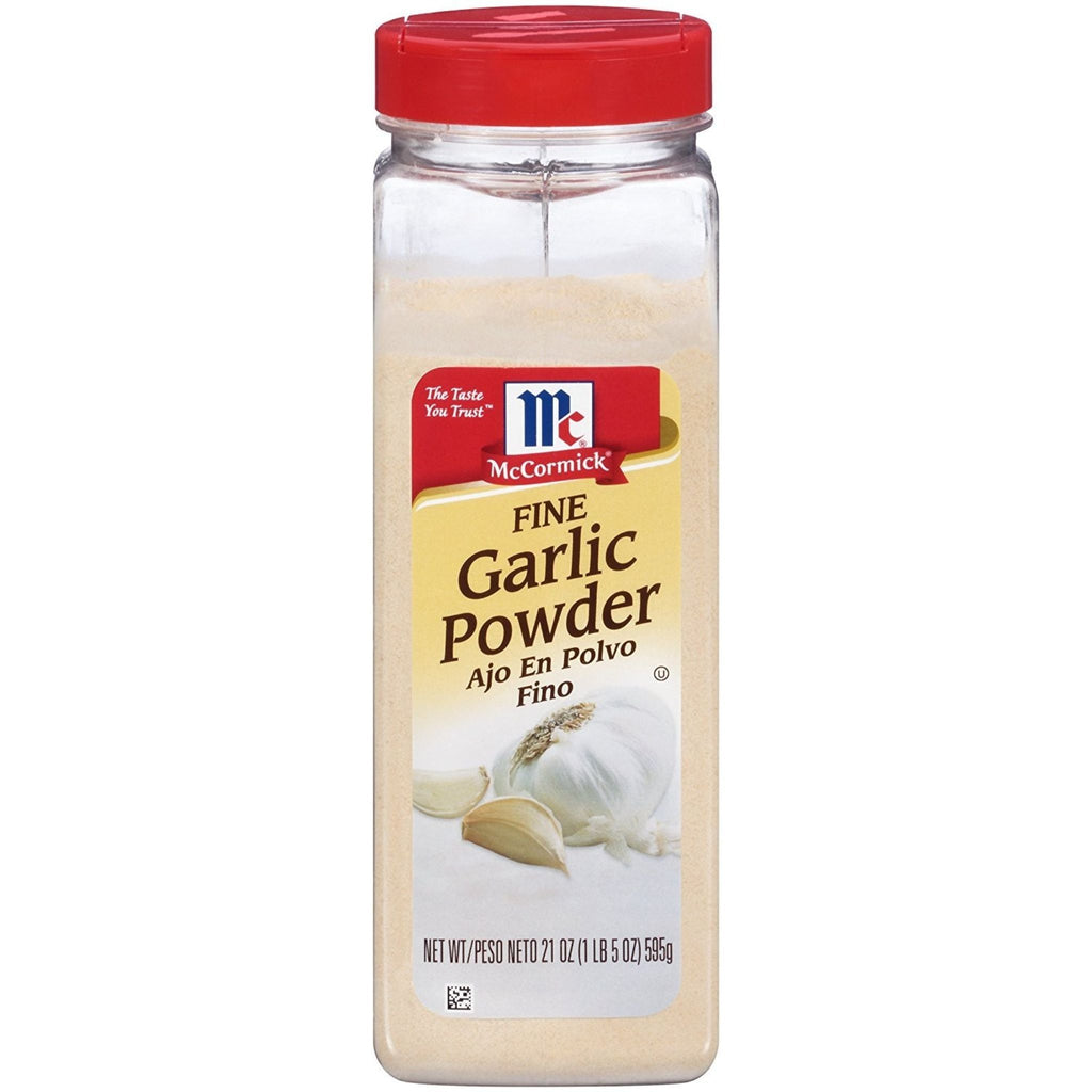 McCormick, Fine Garlic Powder, 21 oz