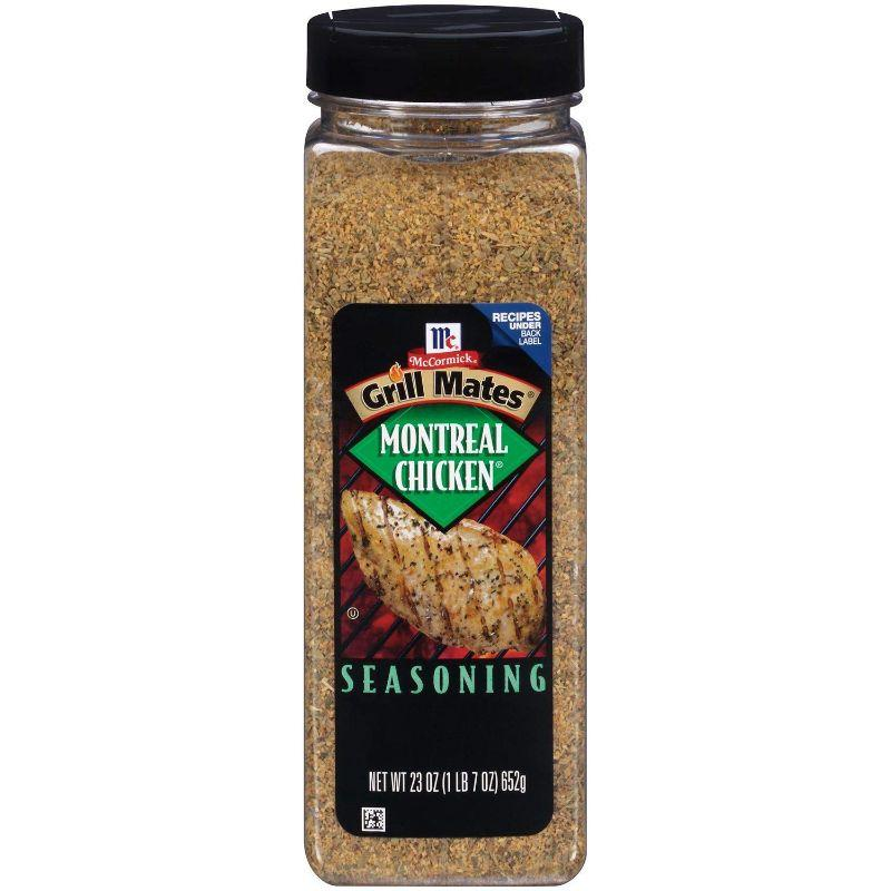 McCormick Montreal Chicken Seasoning, 23 oz