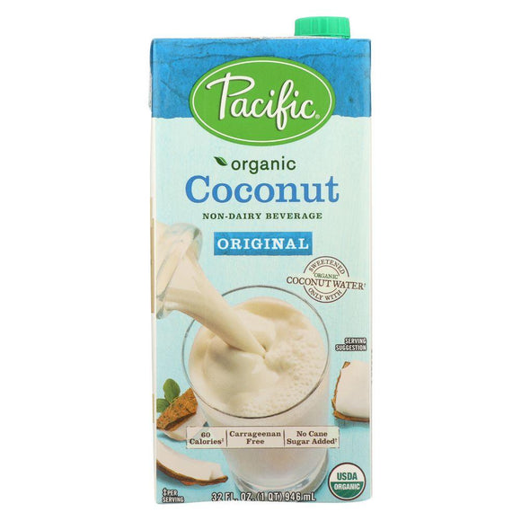 Pacific Organic Coconut milk -Original, 32 oz