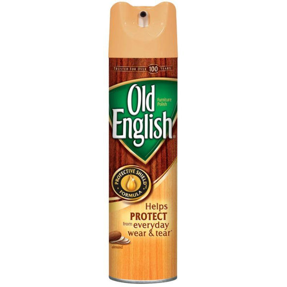 Old English Furniture Polish Protection, 12.5 oz