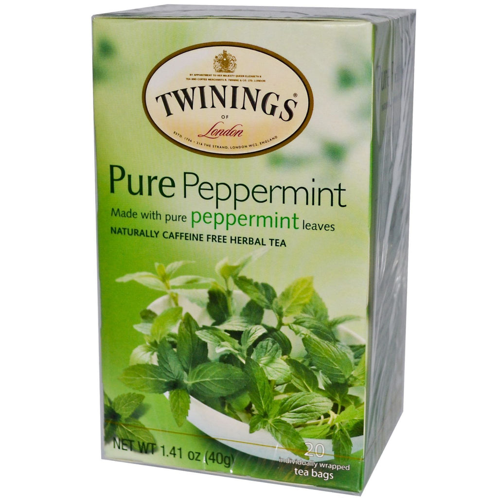 Twinings Pure Peppermint, 20 ct