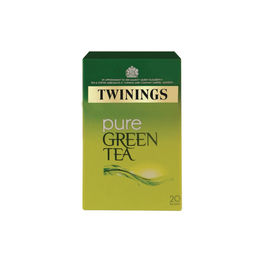 Twinings Pure Green Env, 20 ct
