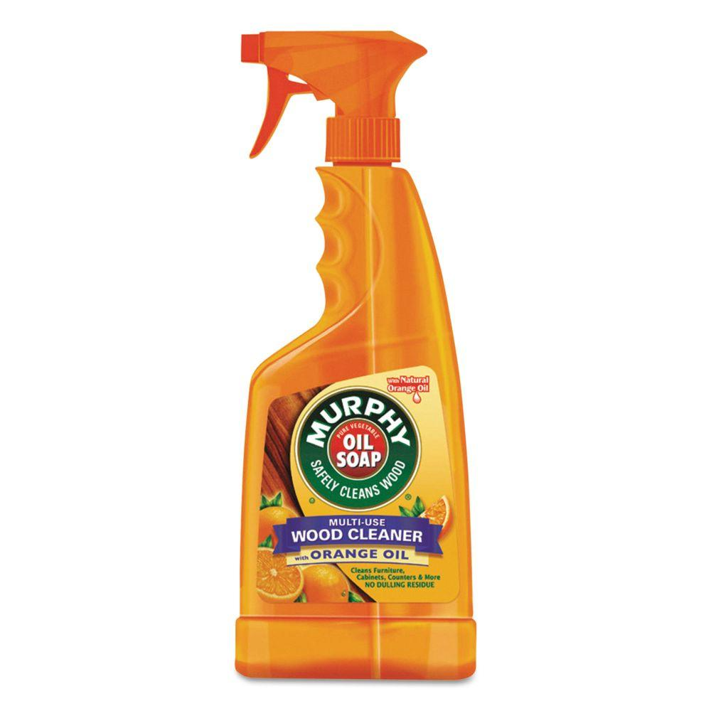Murphy, Multi-Use Wood Cleaner with Orange Oil, 22 oz