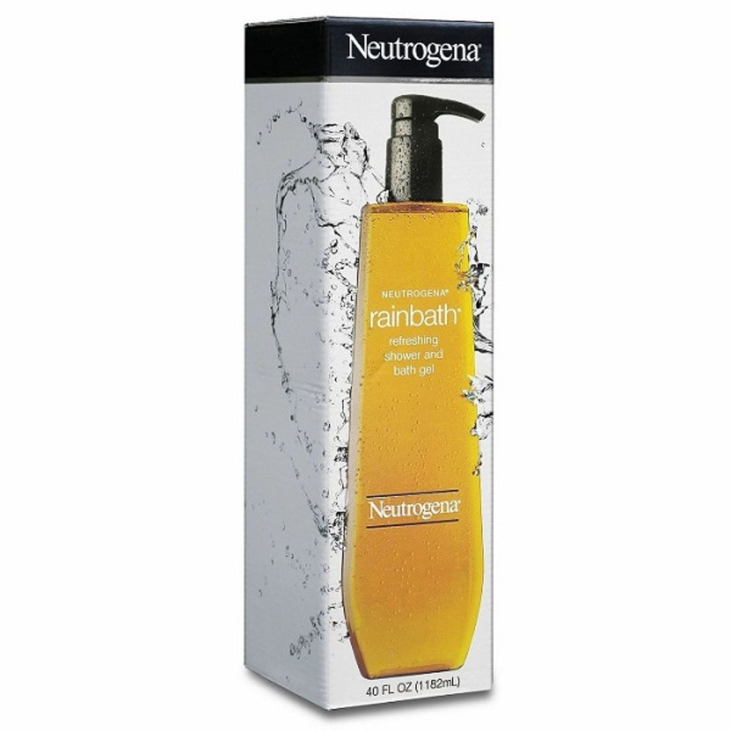 Neutrogena, Rain Bath Gel Original, 40 oz