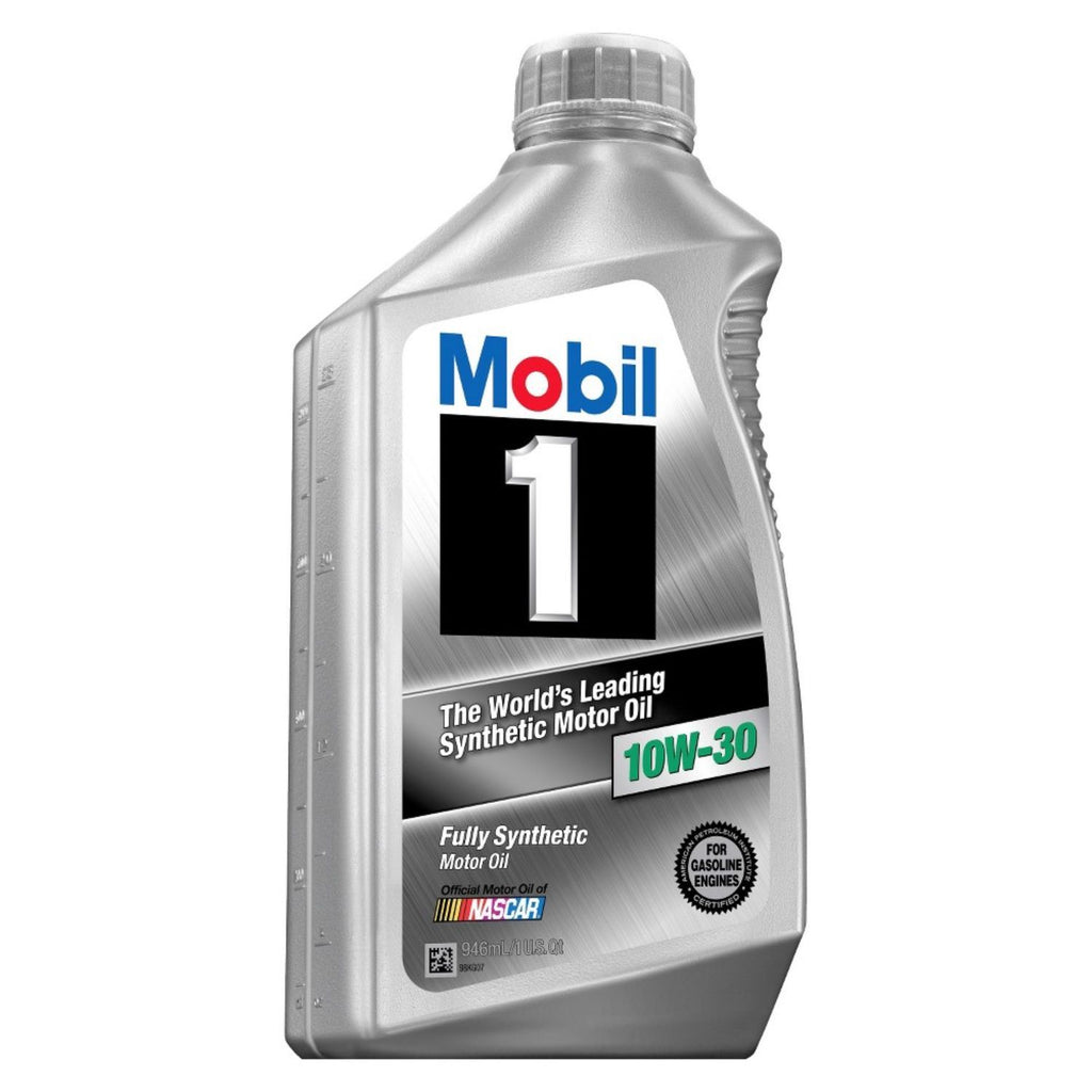 Mobil, One 10W30 Synthetic Motor oil