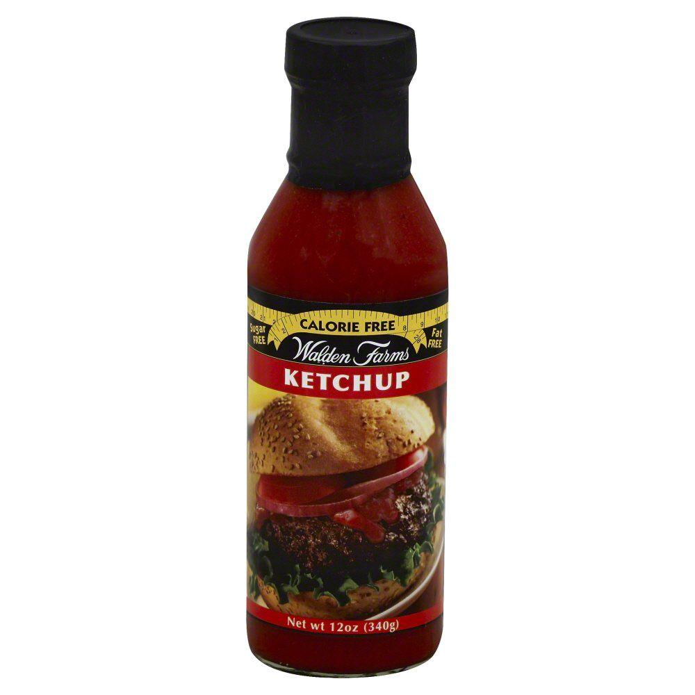 Walden Farms Ketchup Calorie-Free, 12 oz
