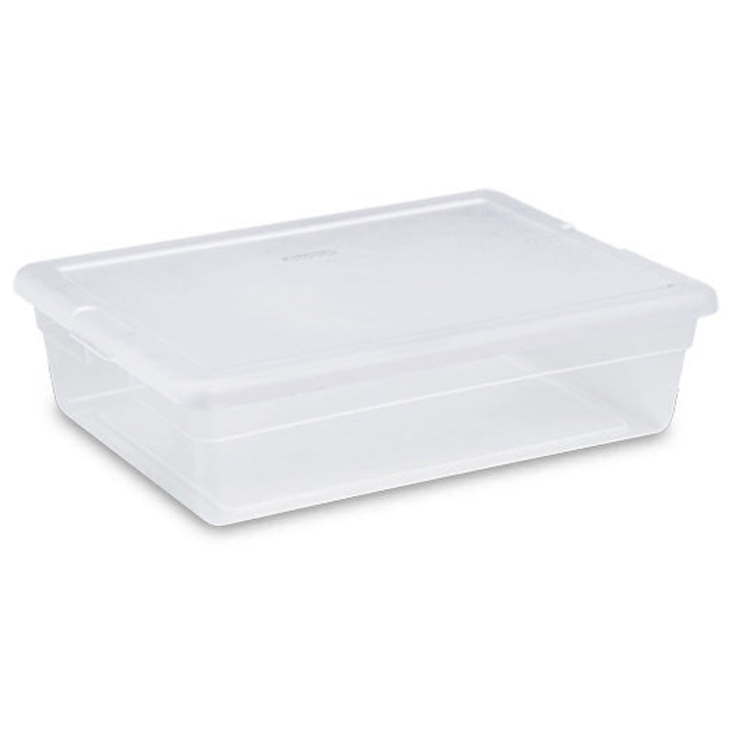 Sterilite, Storage Box, 28 qt