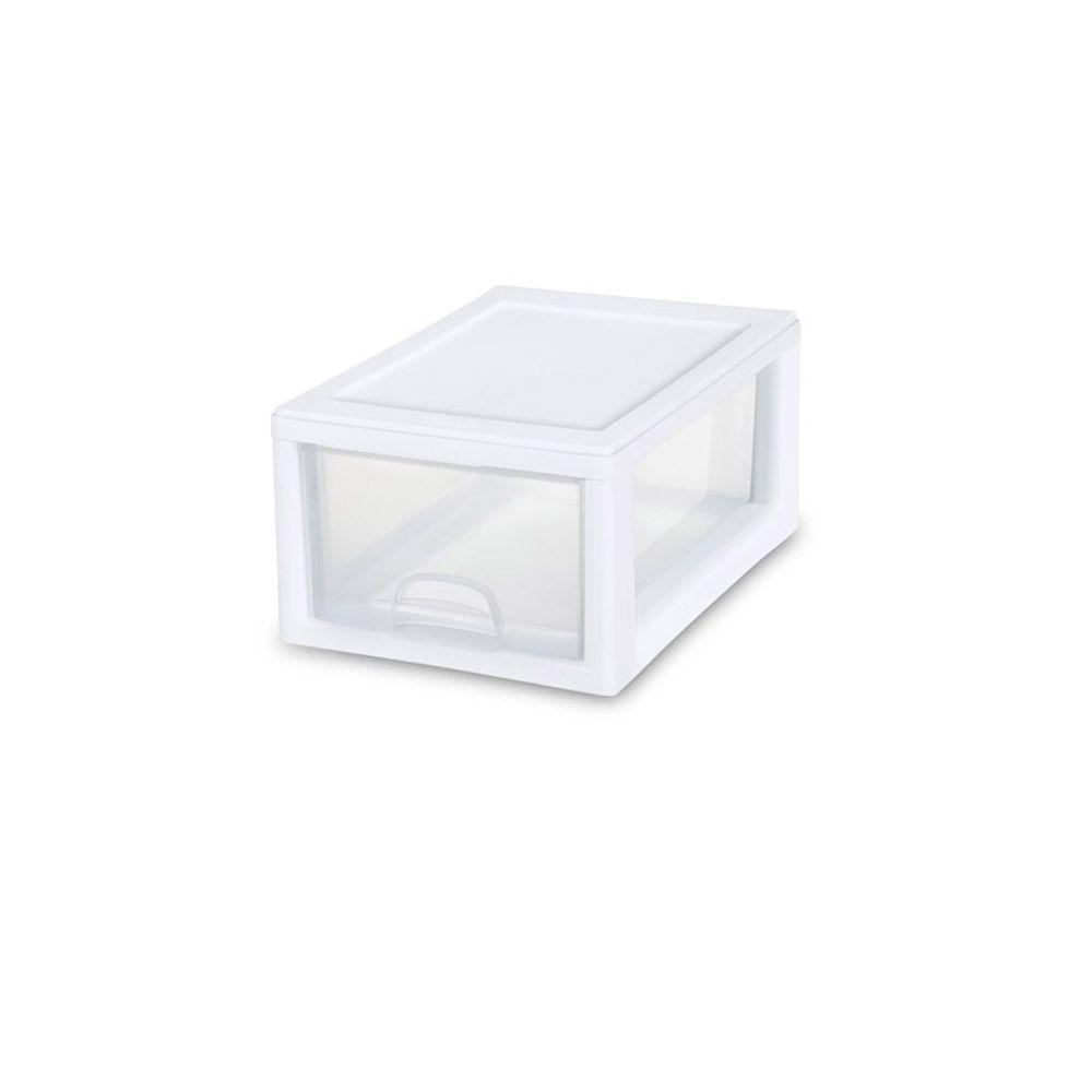 Sterilite, Shoe Drawer, 33L x 22.5W x 15H cm