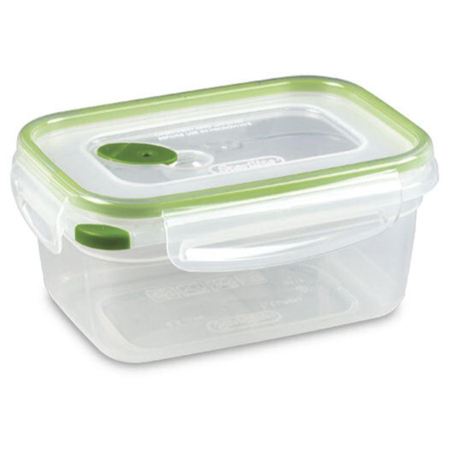 Sterilite Food Conatiner Ultra Seal Rectangle, 4.5 Cup (Microwave, Dishwasher & Freezer Safe)