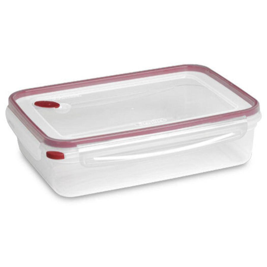 Sterilite Food Container Ultra Seal Rectangle, 16 Cup (Microwave, Dishwasher & Freezer Safe)