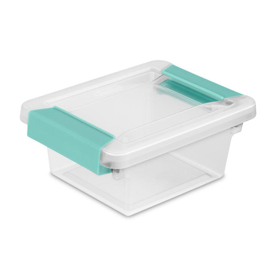 Sterilite Clip Box, Mini