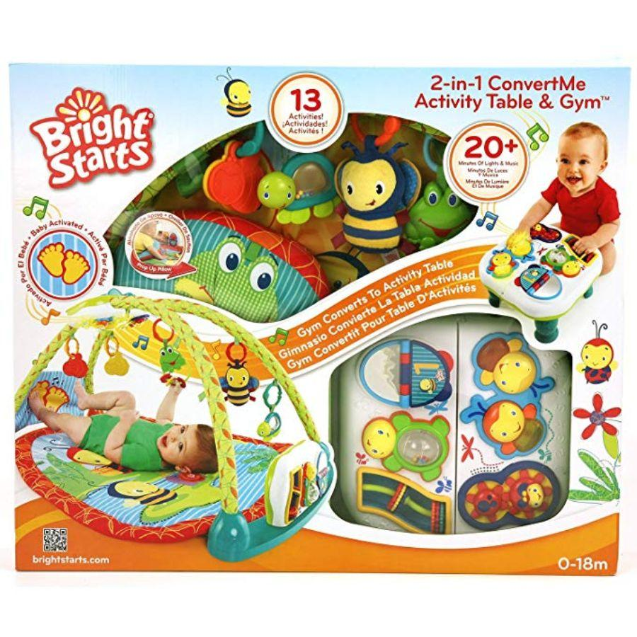 Bright Starts 2-in-1 Activity Table