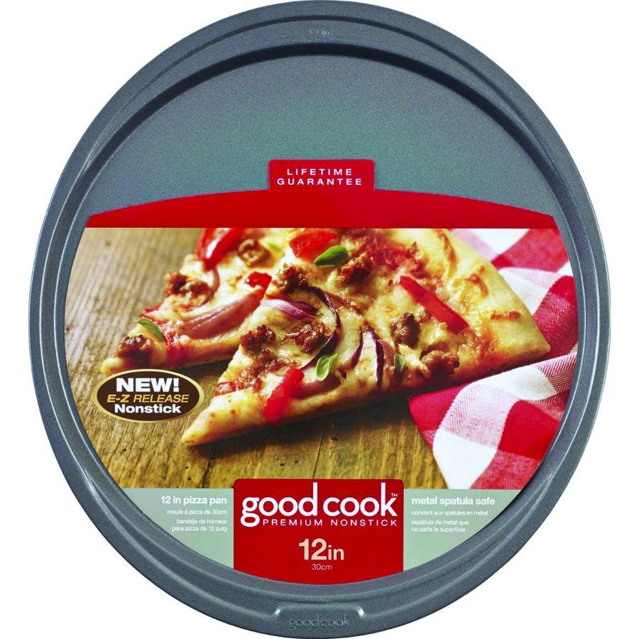 Good Cook Pizza Pan 12 Inch